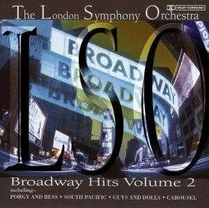 THE LONDON SYMPHONY ORCHESTRA - BROADWAY HITS VOLUME 2