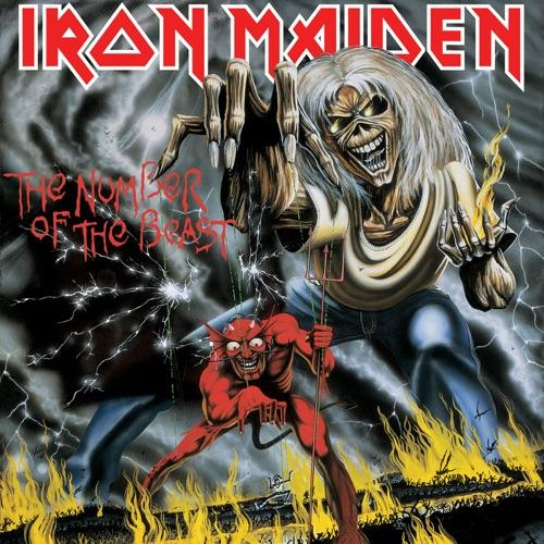 Iron Maiden - The Number of the Beast - Limited