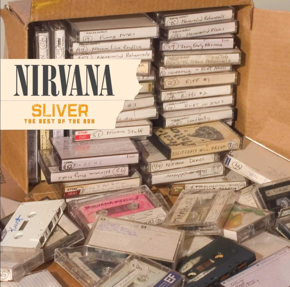 Nirvana - Silver -Best of with The.