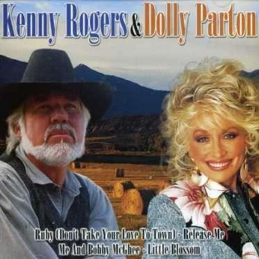 KENNY ROGERS AND DOLLY PARTON - KENNY ROGERS AND DOLLY PARTON