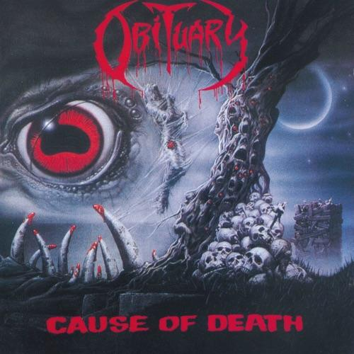 Obituary - Cause of Death -Remastere