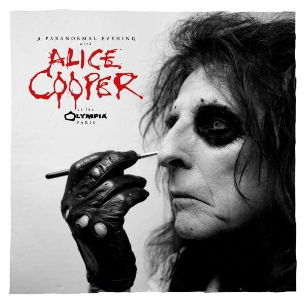 Alice Cooper - A Paranormal Evening at T