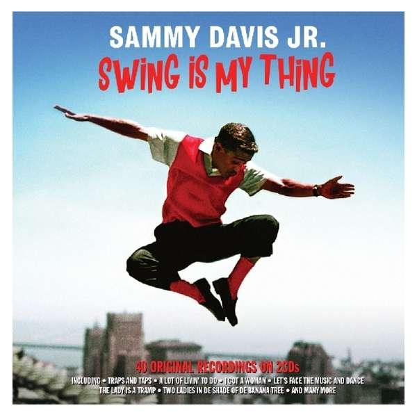 DAVIS, SAMMY -JR- - SWING IS MY THING