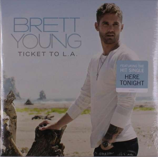 YOUNG, BRETT - TICKET TO L.A.