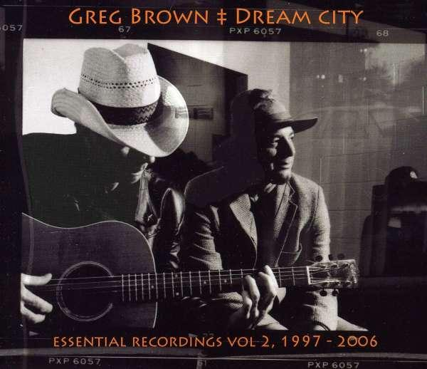 BROWN, GREG - DREAM CITY - ESSENTIAL..
