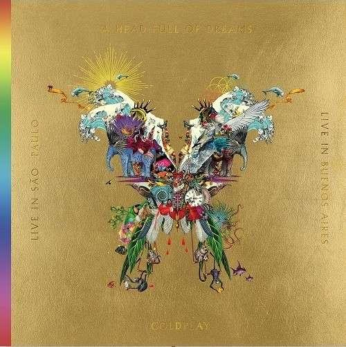 Coldplay - Live In Buenos Aires/Live In Sao Paulo/A Head Full of Dreams (2Cd+2Dvd)