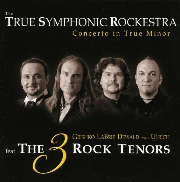 Rue Symphonic Rockestra - Concerto In True Minor