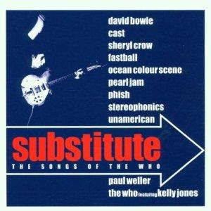 V.A. - SUBSTITUTE THE SONGS OF THE WHO
