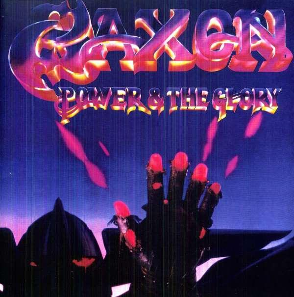 Saxon - Power and the Glory