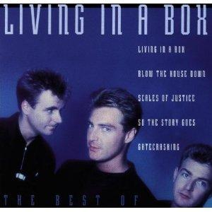LIVING IN A BOX - THE BEST OF ...