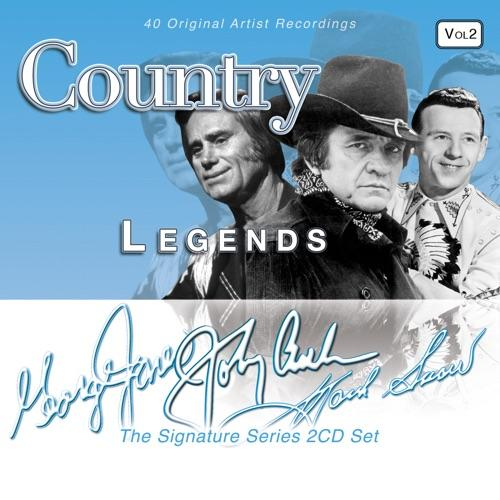 V.A. - COUNTRY LEGENDS 2