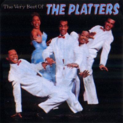 PLATTERS - THE BEST OF ...