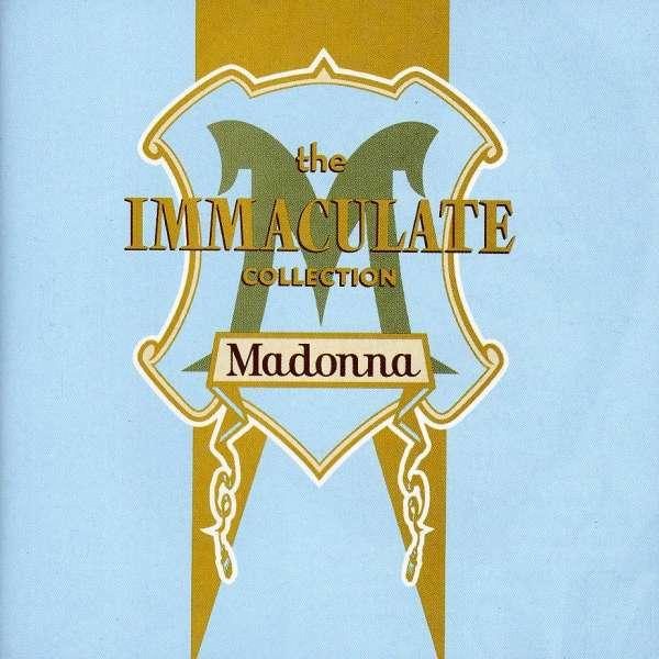 Madonna - Immaculate Collection,the
